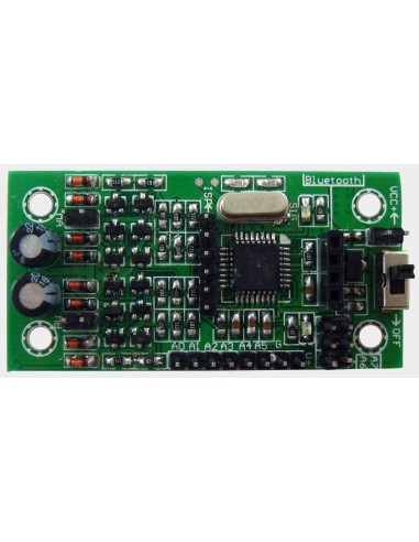 Basic controller for UGV chassis
