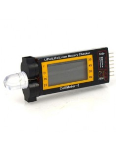 Lipo Battery Checker CellMeter