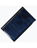 Solar Panel 6V 50mA 72x45