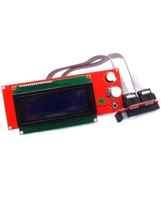 Ramps Shield LCD 4 x 16 with SD Card Module