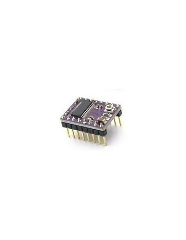 DRV8825 Stepper Motor Driver with Small Heatsink