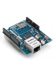 Ethernet Shield (W5100) Arduino