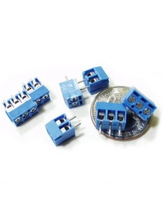 Screw Terminals 3.5mm Pitch (3-Pin)