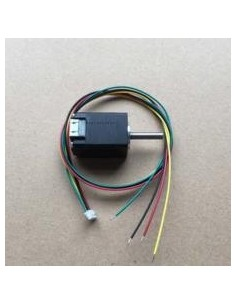 Nema8 Stepper Motor 30mm depth 4mm round shaft