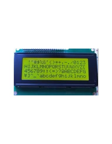 LCD 4x20 (Arduino Compatible)