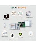 Sonoff - WiFi Wireless Smart Switch With RF receiver For Smart Home