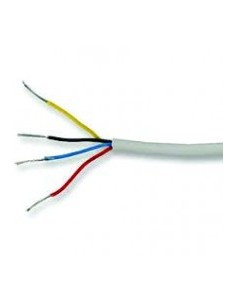 4 Core Flex Wire - Shielded 1m