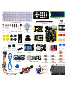 Netram Advanced Study Kit for Arduino