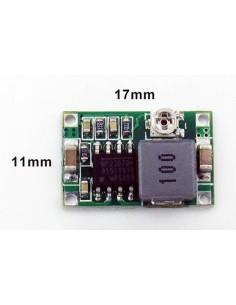 Step-Down Super Mini Module 4.75V-23V DC-DC