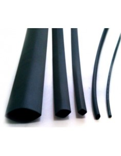 Heat Shrink Sleeving 1.6mm - 1 Meter Black