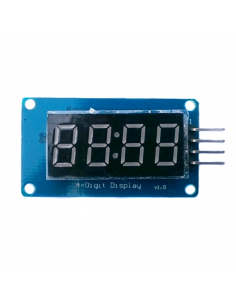 7-Segment IIC LED Display Module