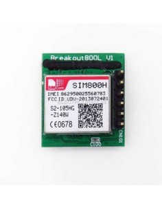 SIM800H Mini Dev Board (GSM/GPRS, Bluetooth)