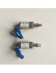 Solenoid Electromagnet push-pull type open frame (ZYE1-0530)
